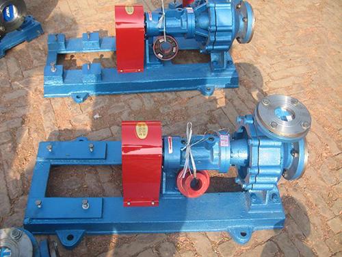 高温导热油泵使用维护常识