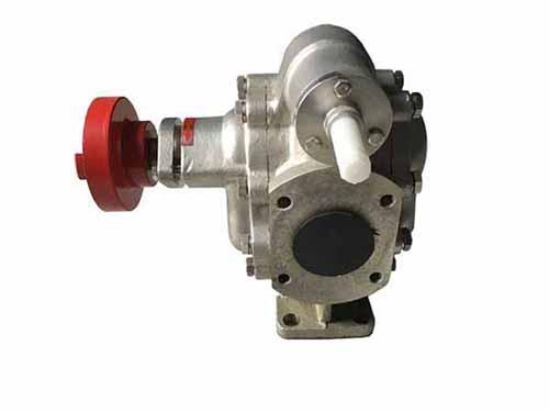 不锈钢齿轮泵的结构特点