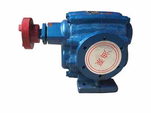 渣油齿轮泵的适用范围及优点