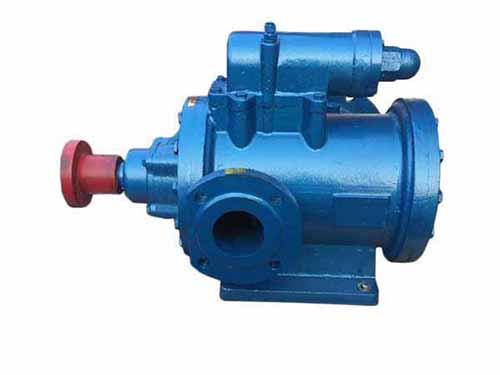 永昌泵业教您3G螺杆泵吸不上物料怎么处理