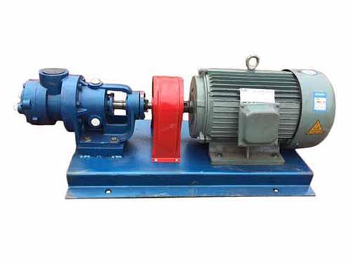 高粘度转子泵输送高粘度介质的优势