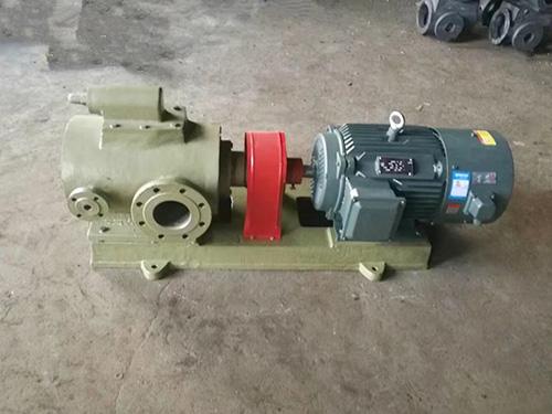 沥青螺杆泵的维修注意事项