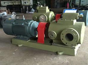 3QGB沥青螺杆泵的结构和特点