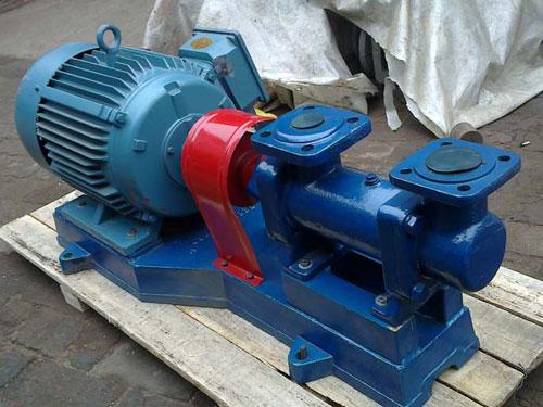 三螺杆泵的工况环境要求
